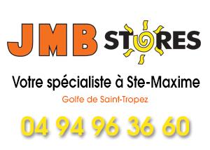 JMB STORES A SAINTE-MAXIME DANS LE GOLFE DE ST-TROPEZ